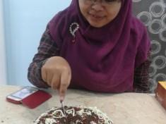 1st Anniversary Blog Nasiatul Aisyah Salim