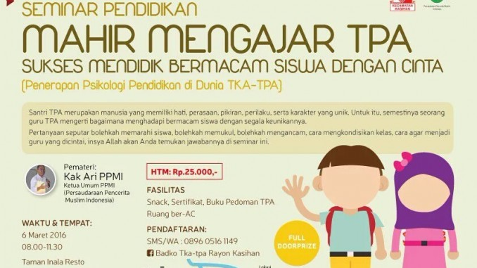 Berkumpul Guru TPA Yogyakarta