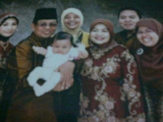 Keluarga Salim Mas'oed