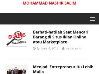 Website Nashir