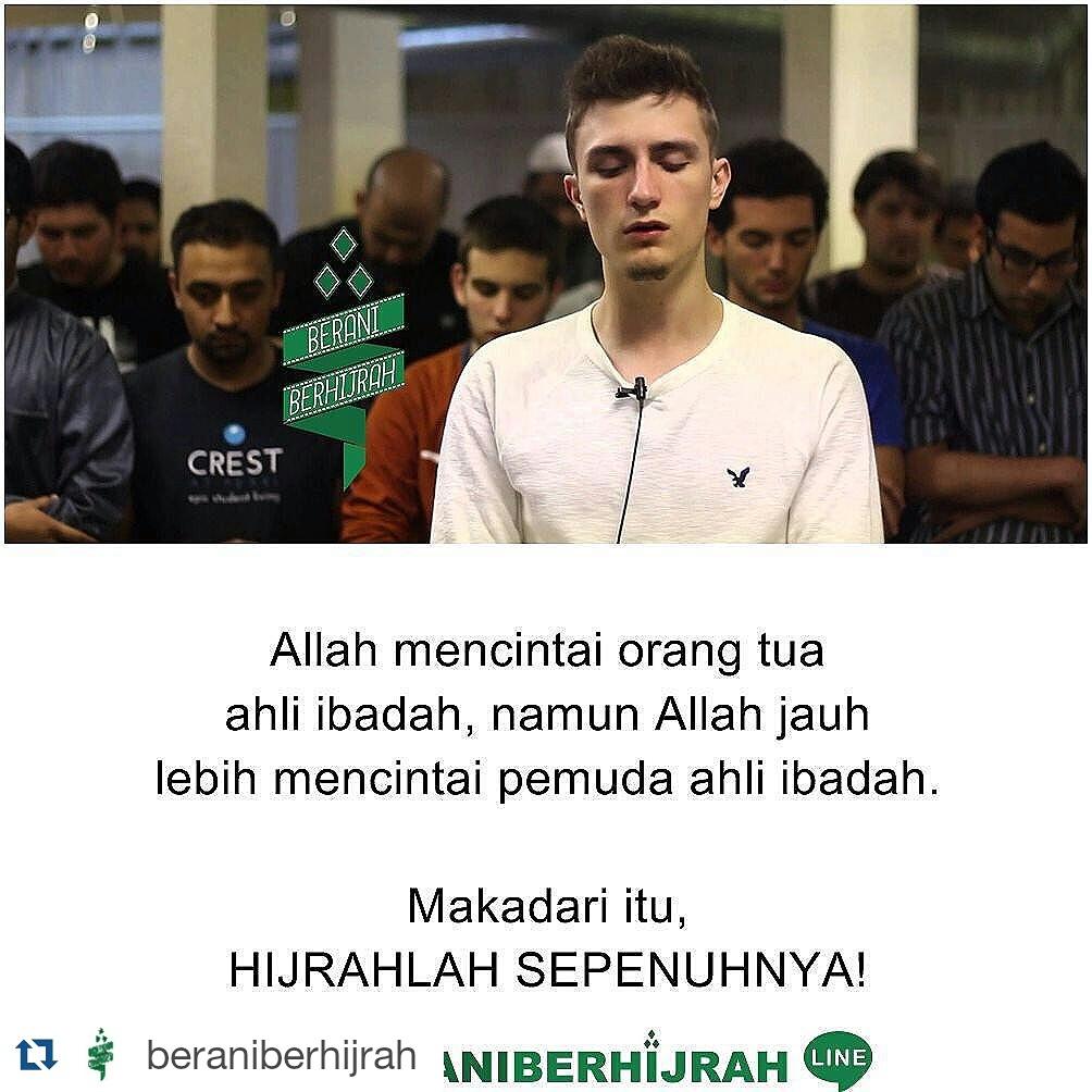 Ketika anak menjadi muadzin di Masjid