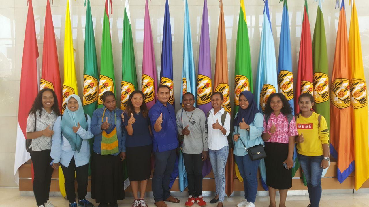 Mahasiswa Afirmasi dari Papua