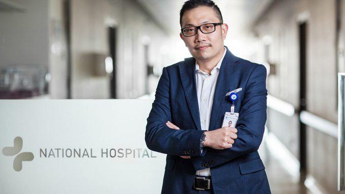 10 % Pasien di National Hospital Surabaya, Warga Asing
