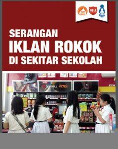 Iklan Rokok di Sekitar Sekolah