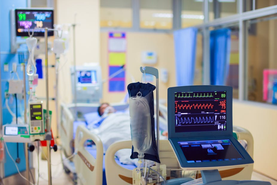 Key Performance Indicator di ICU