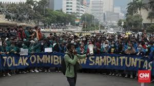 Dosen Ijinkan Mahasiswa Demo