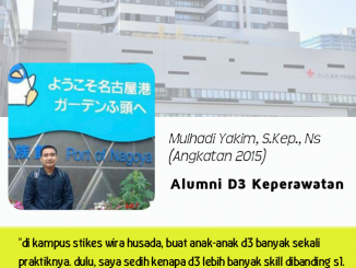 Story Alumni D3 Keperawatan STIKES Wira Husada Yogyakarta