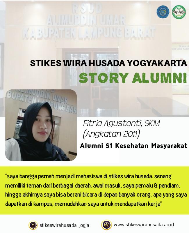Story Alumni STIKES Wira Husada Yogyakarta